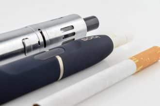 Présentation de la cigarette IQOS